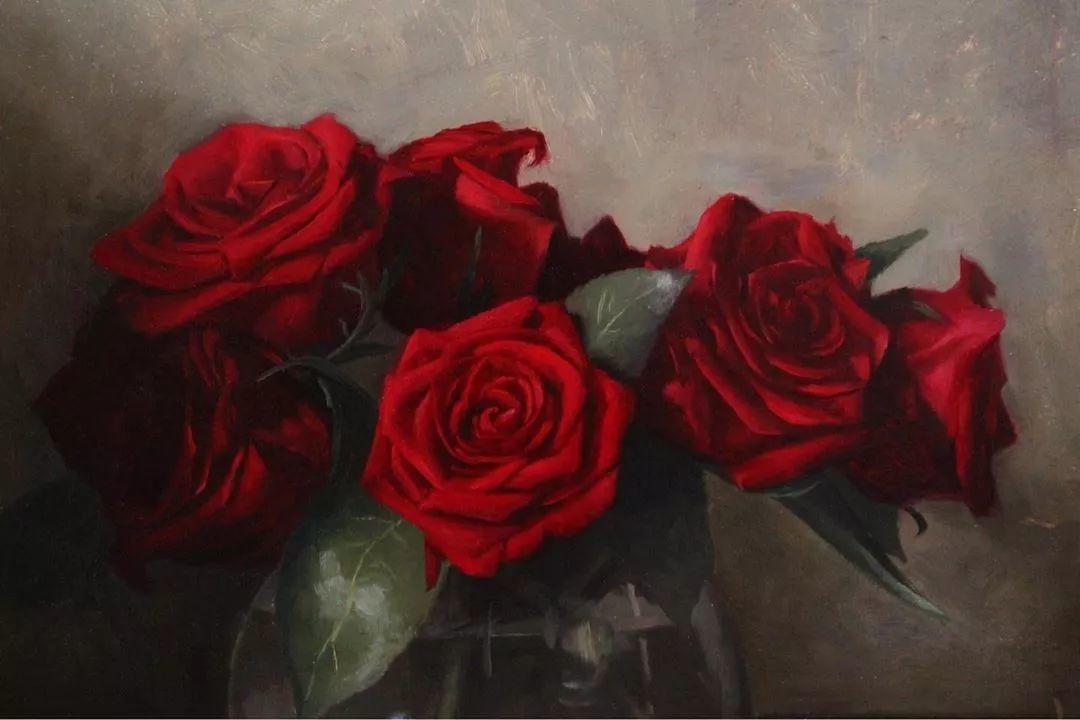静物花卉 | 美国90后画家Grant Perry作品欣赏插图53