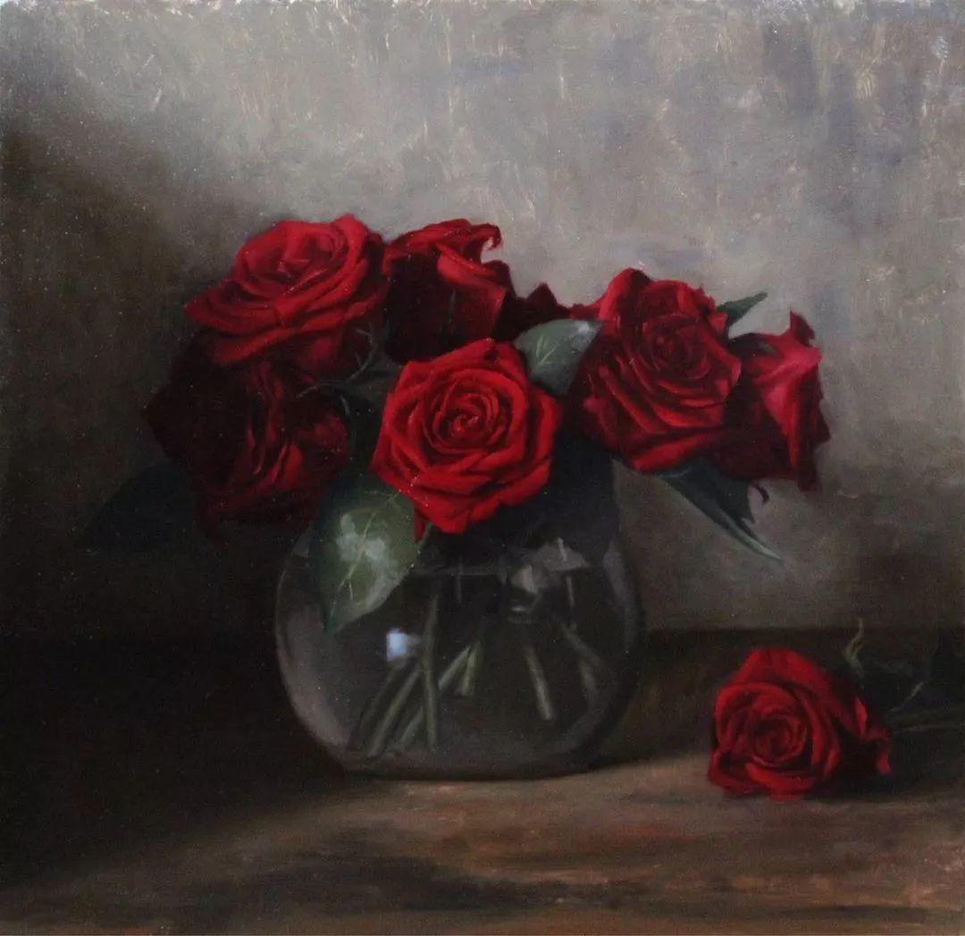 静物花卉 | 美国90后画家Grant Perry作品欣赏插图55