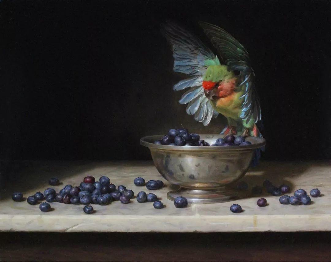 静物花卉 | 美国90后画家Grant Perry作品欣赏插图63