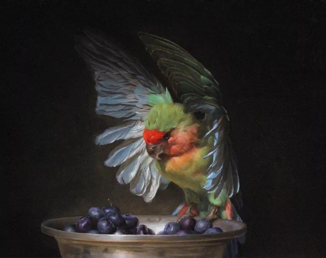 静物花卉 | 美国90后画家Grant Perry作品欣赏插图67