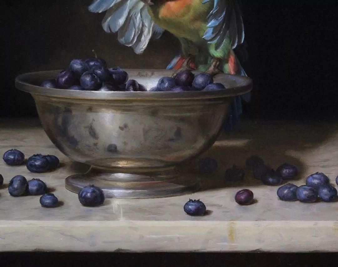 静物花卉 | 美国90后画家Grant Perry作品欣赏插图69