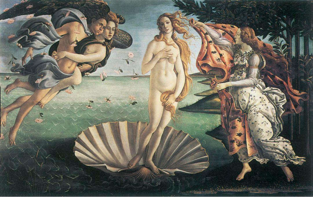 精选100幅杰出艺术家的经典之作 | 经典收藏插图6