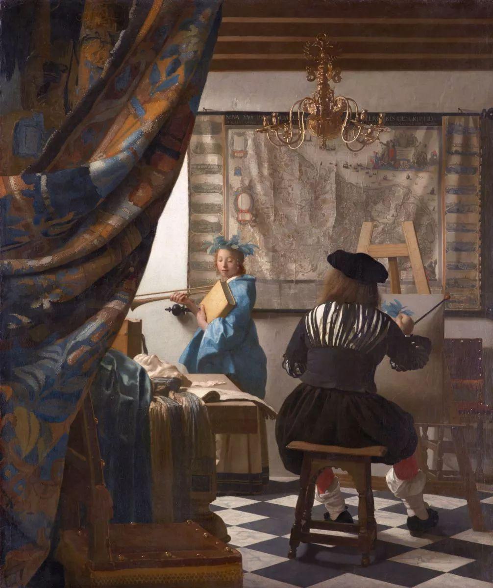 精选100幅杰出艺术家的经典之作 | 经典收藏插图26