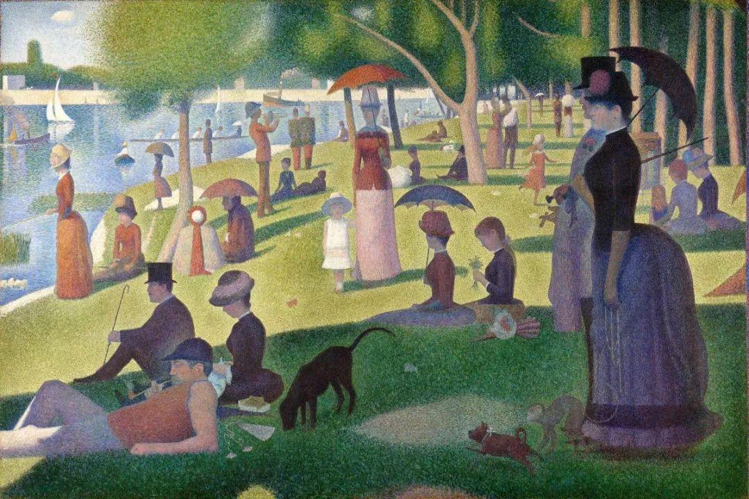 精选100幅杰出艺术家的经典之作 | 经典收藏插图60