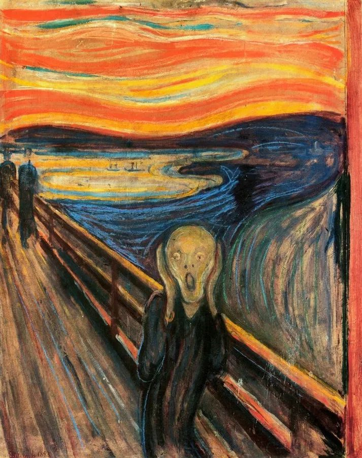 精选100幅杰出艺术家的经典之作 | 经典收藏插图66