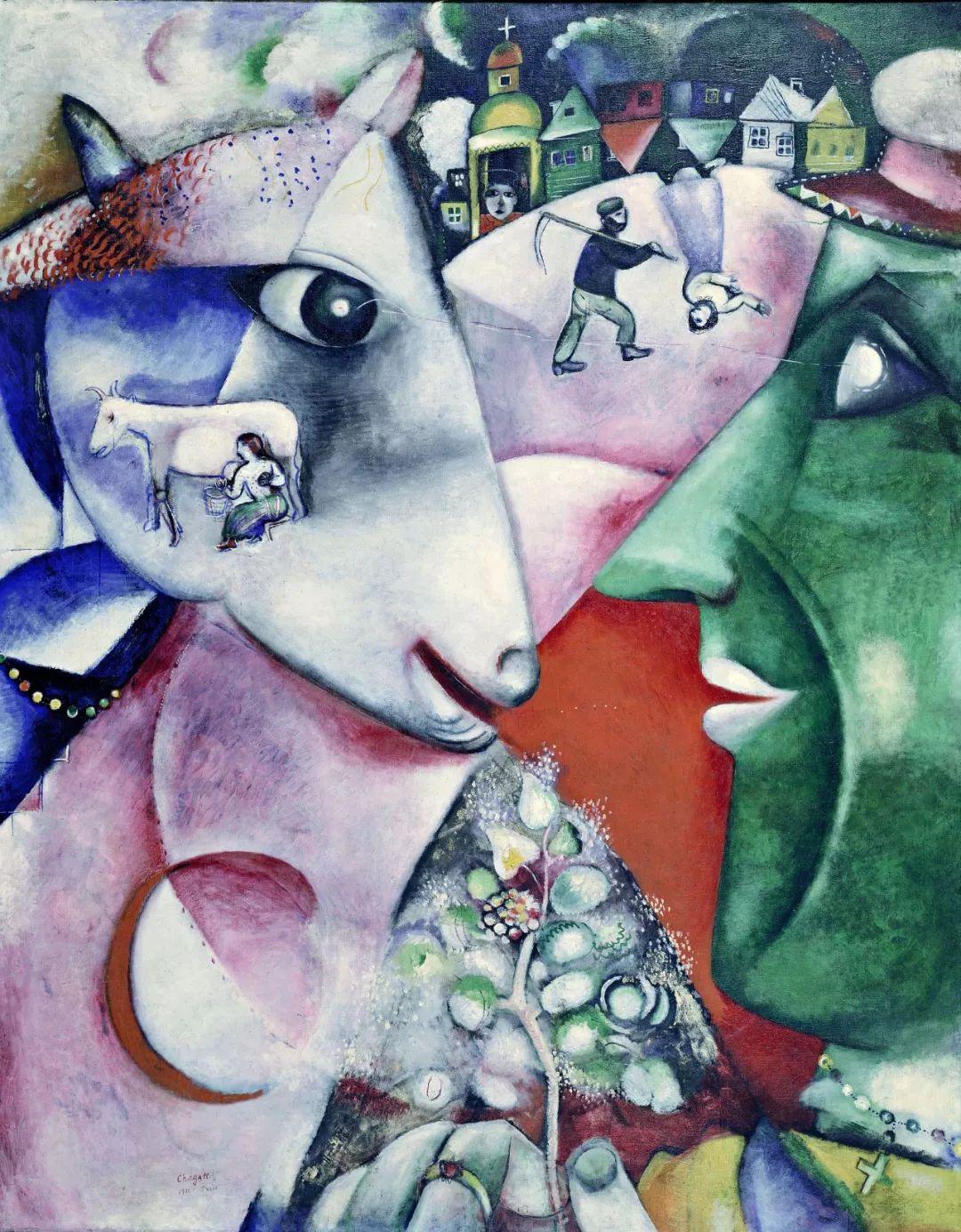 精选100幅杰出艺术家的经典之作 | 经典收藏插图74
