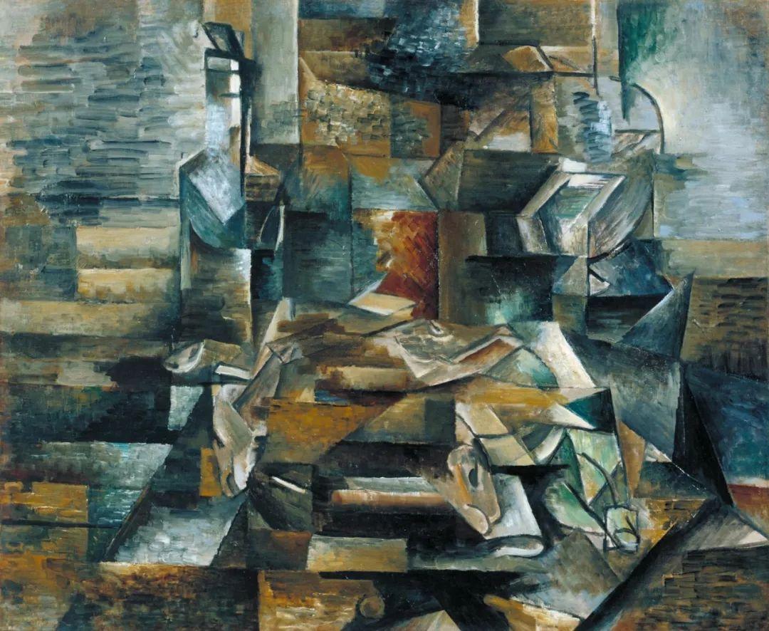 精选100幅杰出艺术家的经典之作 | 经典收藏插图76