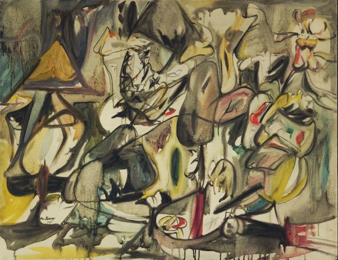 精选100幅杰出艺术家的经典之作 | 经典收藏插图91