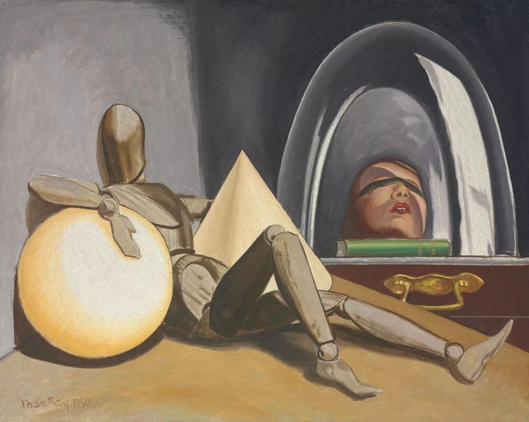 精选100幅杰出艺术家的经典之作 | 经典收藏插图93