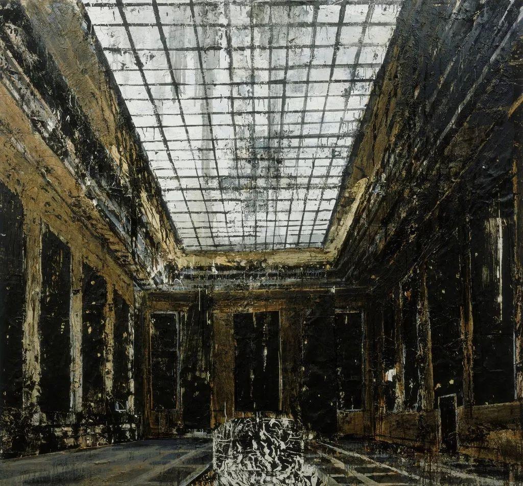 精选100幅杰出艺术家的经典之作 | 经典收藏插图102