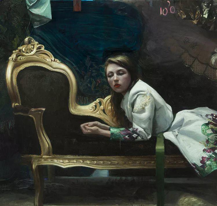 西班牙现代艺术家Jordi Diaz Alama油画欣赏插图25