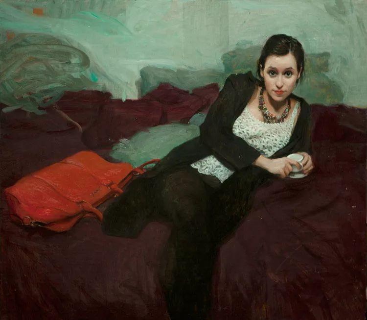 西班牙现代艺术家Jordi Diaz Alama油画欣赏插图43