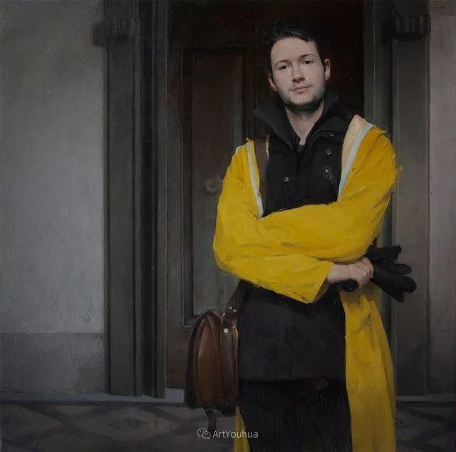 西班牙现代艺术家Jordi Diaz Alama油画欣赏插图45