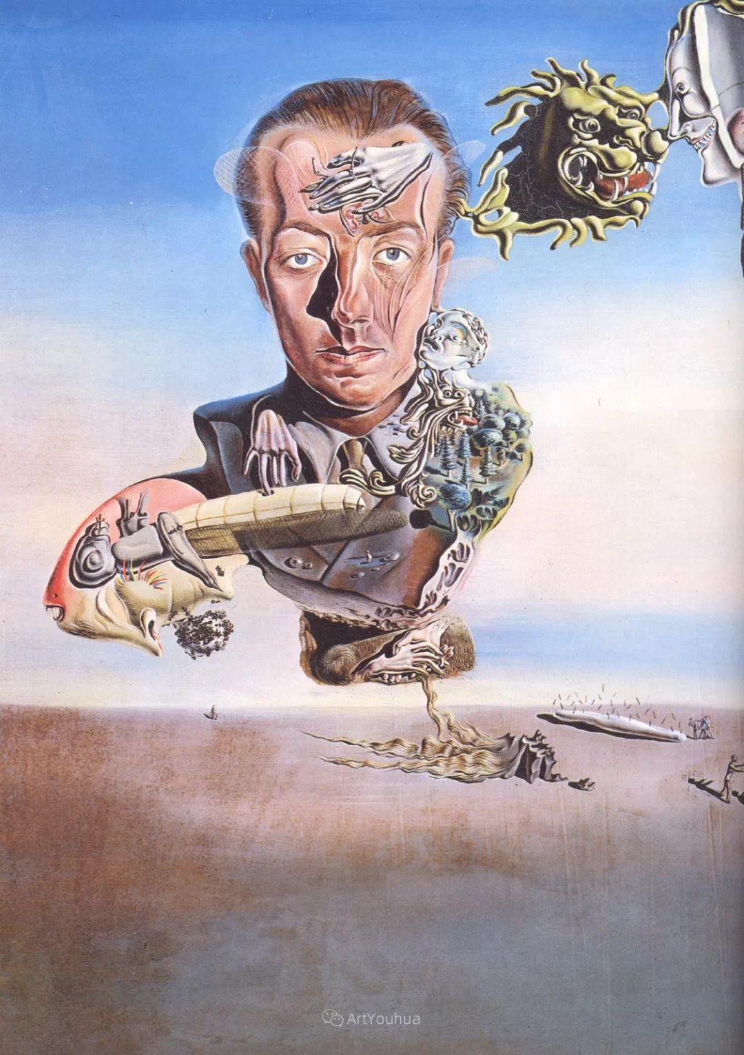 达利:我是天才,所以没有死亡的权利;天才会死,天才的作品不朽插图115