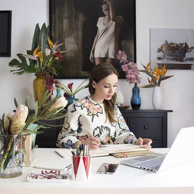俄罗斯   人美画亦美,现实主义女画家Victoria Novak插图