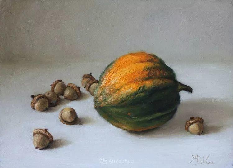 写实静物油画 美国画家迈克尔·德沃尔插图1