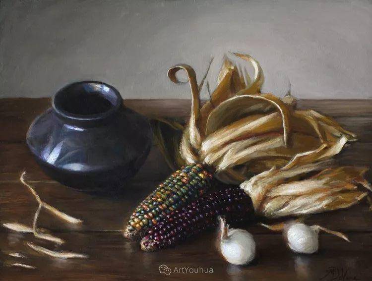 写实静物油画 美国画家迈克尔·德沃尔插图17