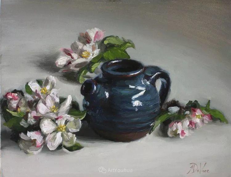 写实静物油画 美国画家迈克尔·德沃尔插图25