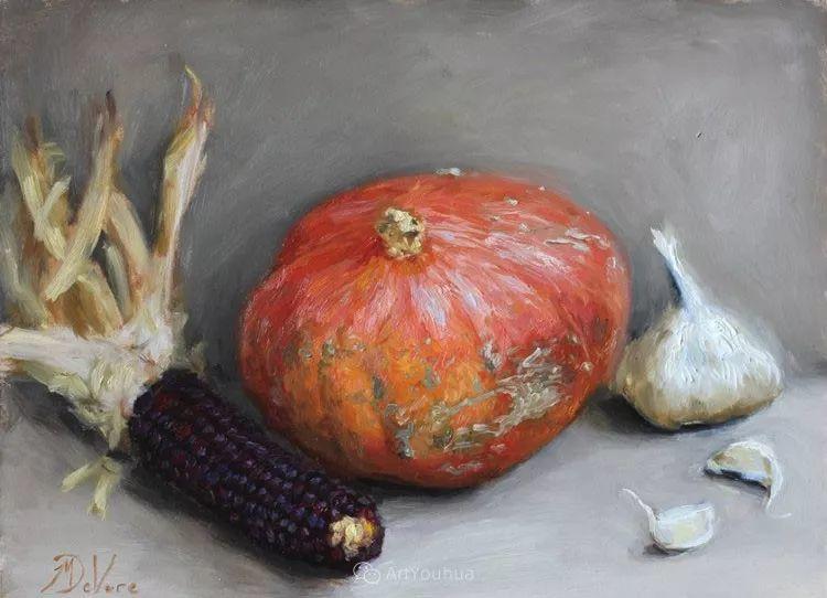 写实静物油画 美国画家迈克尔·德沃尔插图29