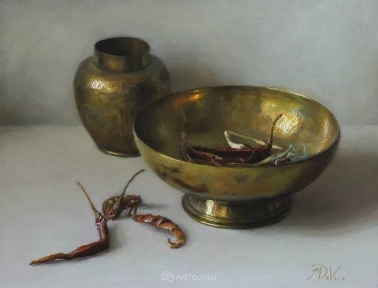 写实静物油画 美国画家迈克尔·德沃尔插图31