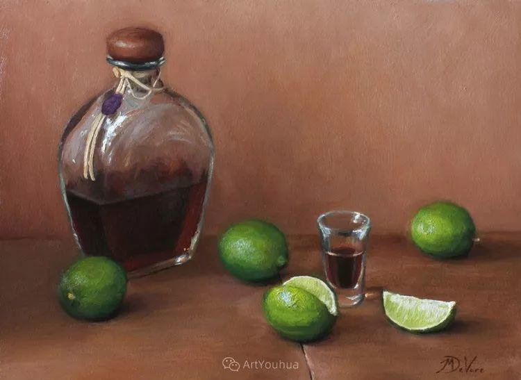 写实静物油画 美国画家迈克尔·德沃尔插图33