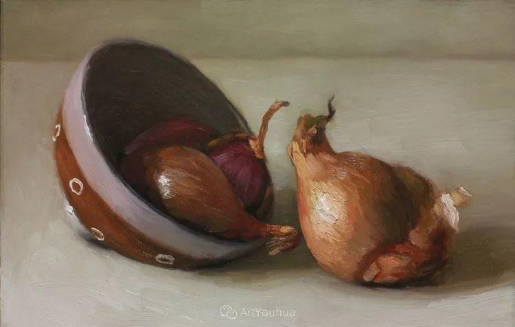 写实静物油画 美国画家迈克尔·德沃尔插图35