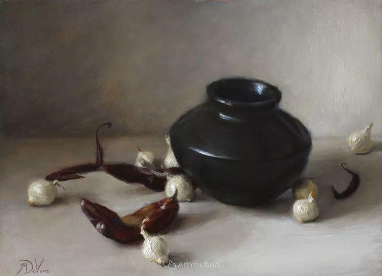 写实静物油画 美国画家迈克尔·德沃尔插图37