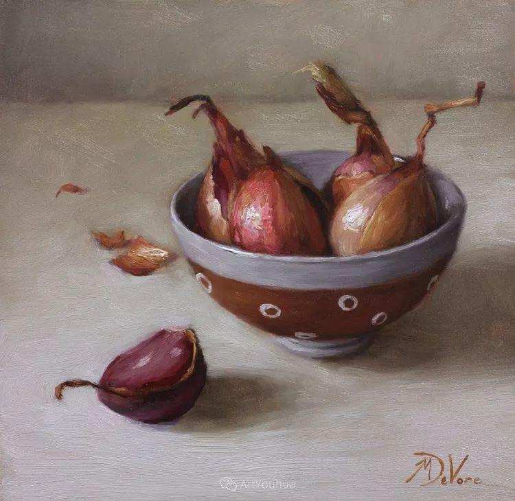 写实静物油画 美国画家迈克尔·德沃尔插图39