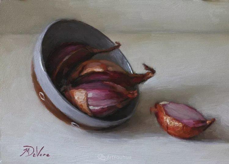写实静物油画 美国画家迈克尔·德沃尔插图41