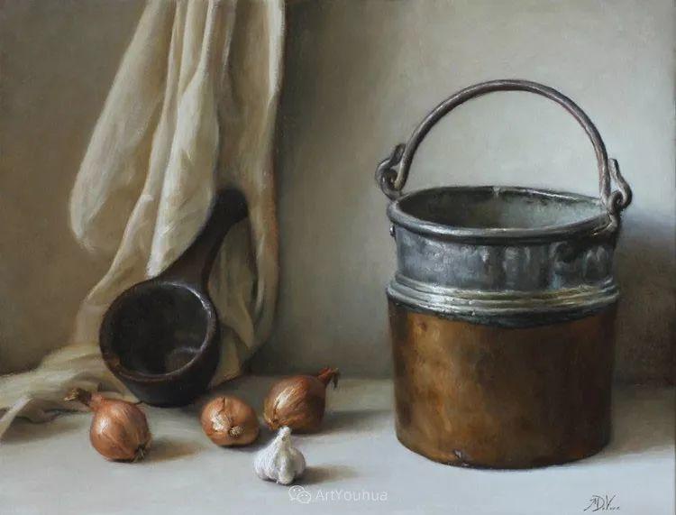写实静物油画 美国画家迈克尔·德沃尔插图45