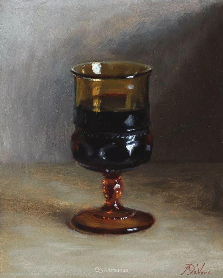 写实静物油画 美国画家迈克尔·德沃尔插图47