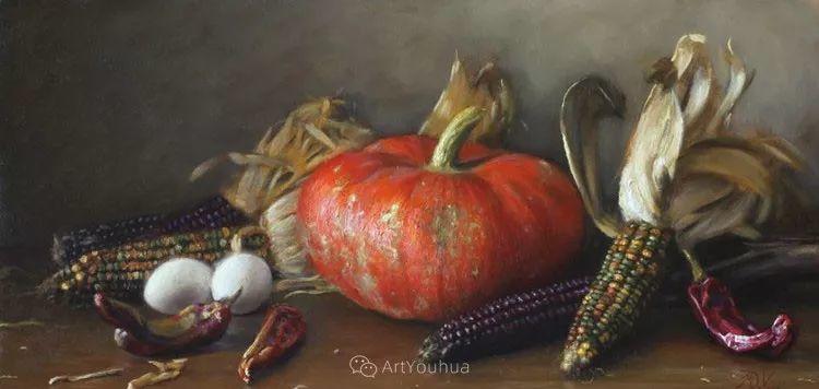 写实静物油画 美国画家迈克尔·德沃尔插图49
