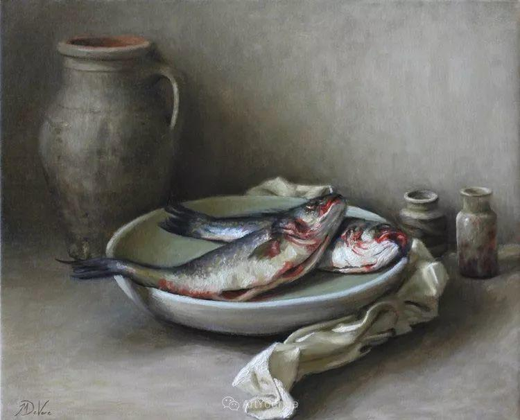写实静物油画 美国画家迈克尔·德沃尔插图51