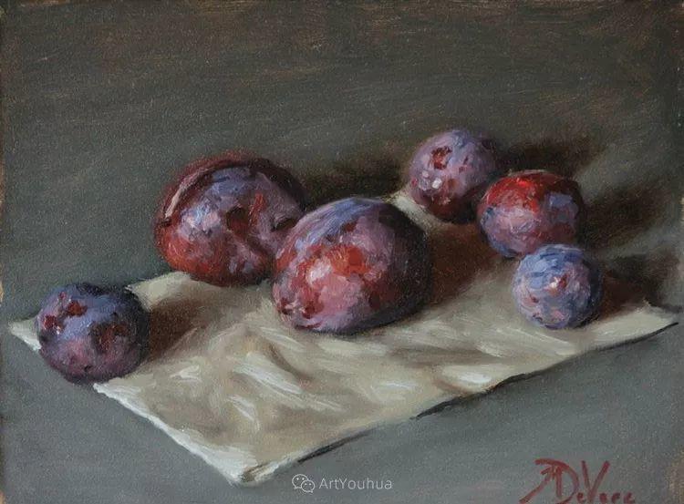 写实静物油画 美国画家迈克尔·德沃尔插图59