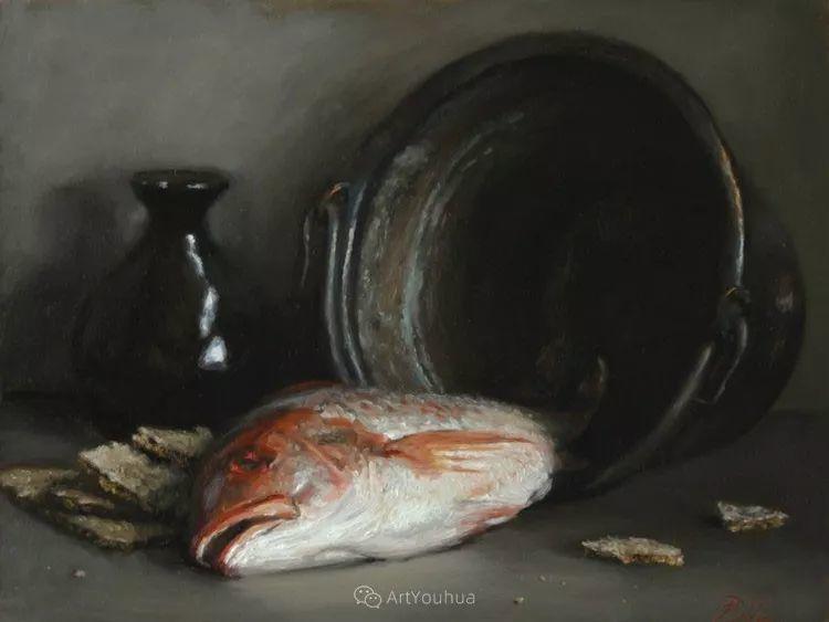 写实静物油画 美国画家迈克尔·德沃尔插图63