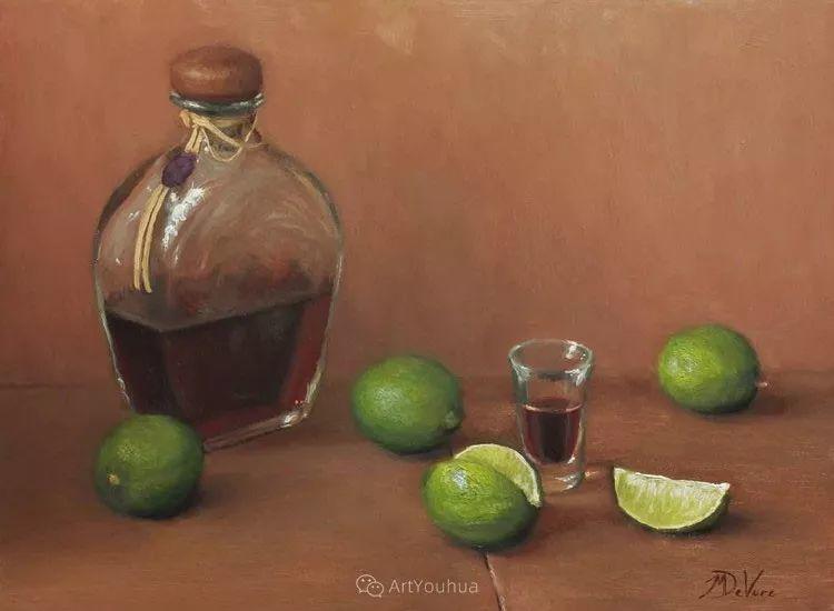 写实静物油画 美国画家迈克尔·德沃尔插图65