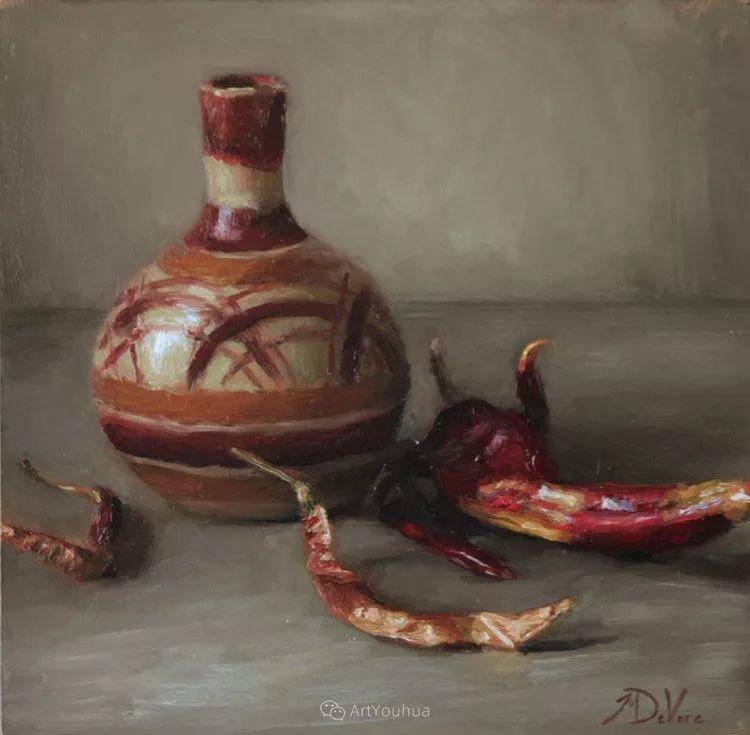写实静物油画 美国画家迈克尔·德沃尔插图67