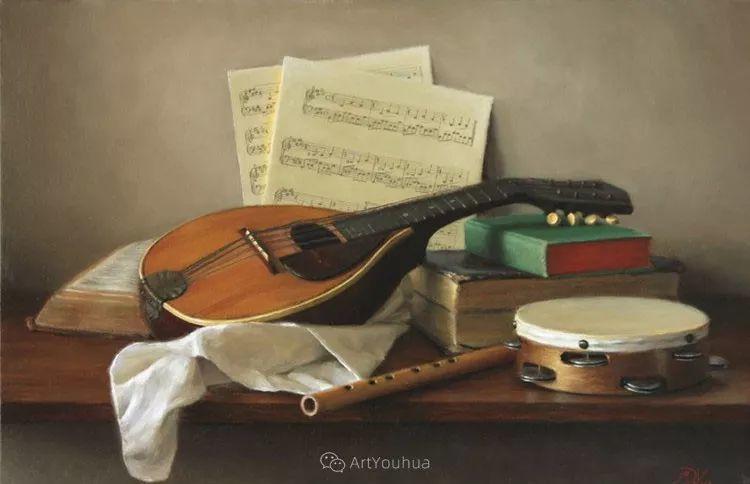 写实静物油画 美国画家迈克尔·德沃尔插图69