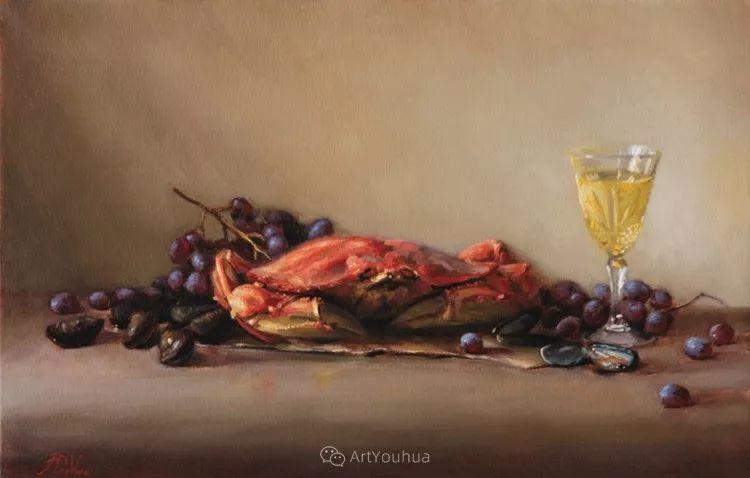 写实静物油画 美国画家迈克尔·德沃尔插图75
