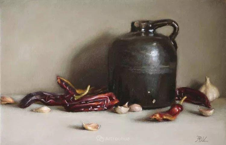 写实静物油画 美国画家迈克尔·德沃尔插图95
