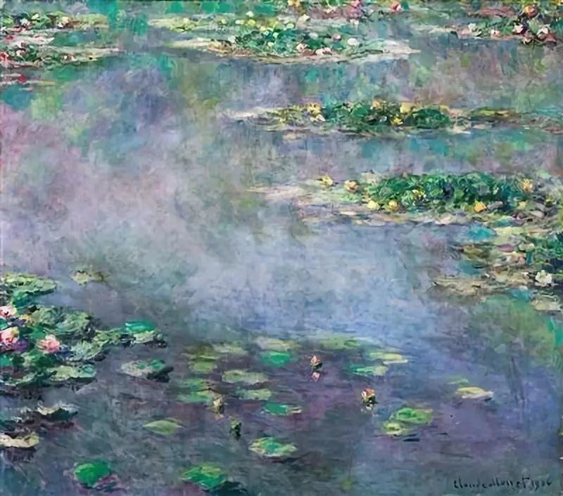 秋天,就是一池莫奈,一座天才的艺术巅峰!插图25
