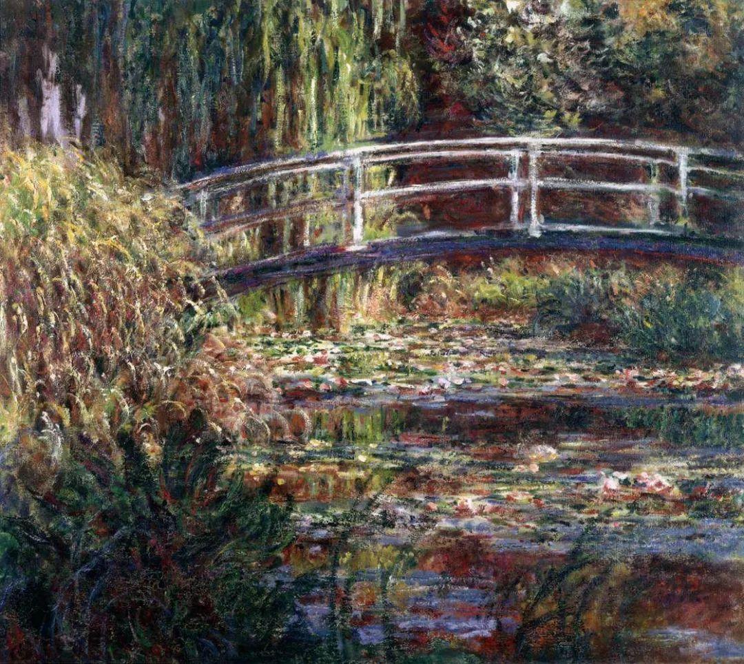 秋天,就是一池莫奈,一座天才的艺术巅峰!插图26