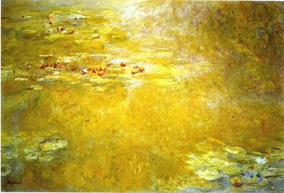 秋天,就是一池莫奈,一座天才的艺术巅峰!插图37