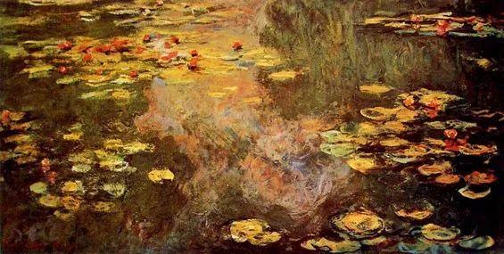 秋天,就是一池莫奈,一座天才的艺术巅峰!插图39