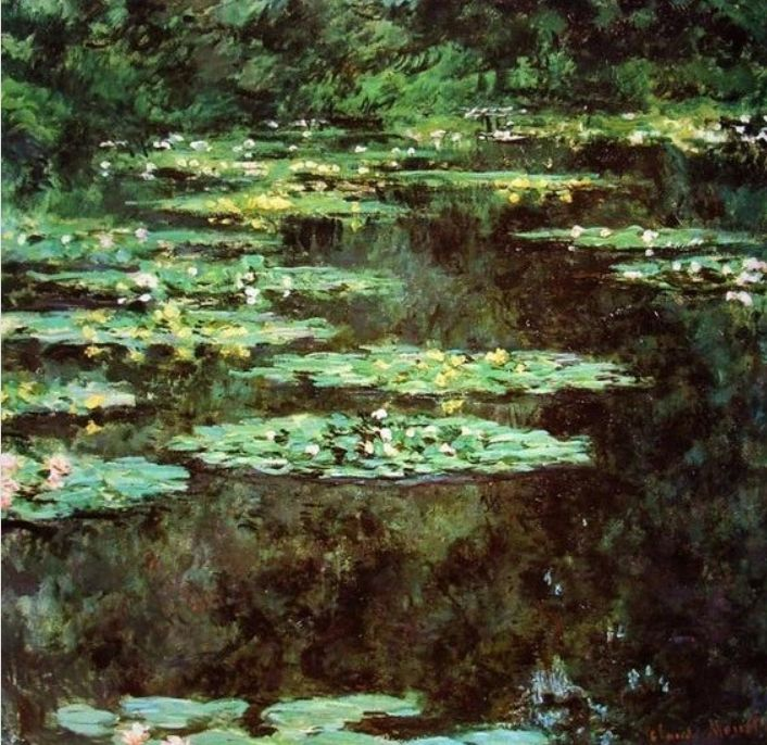 秋天,就是一池莫奈,一座天才的艺术巅峰!插图54