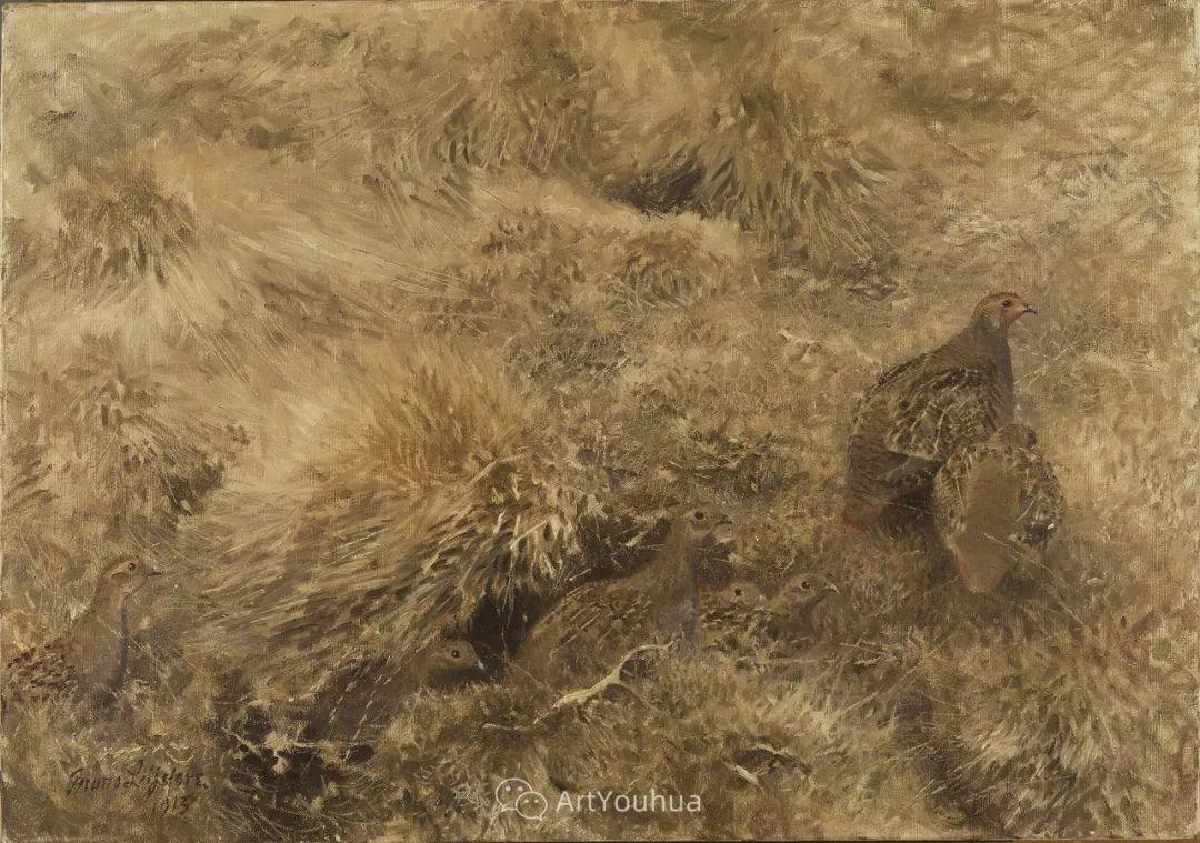 野生派的画法,风格独特,技巧高超插图19