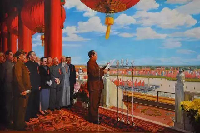 《开国大典》油画,背后故事鲜为人知插图9
