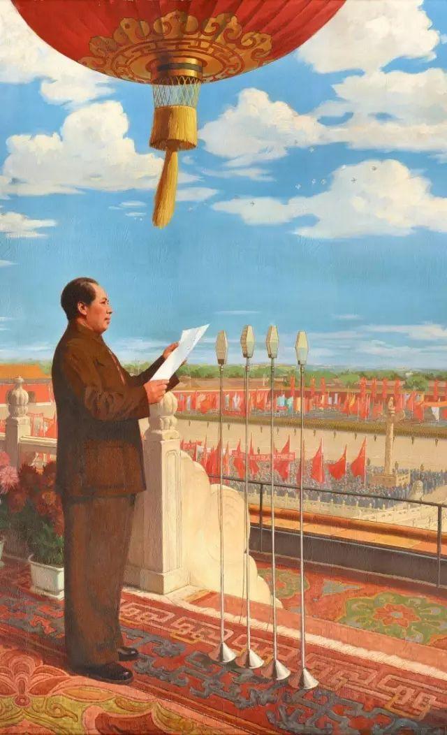 《开国大典》油画,背后故事鲜为人知插图11