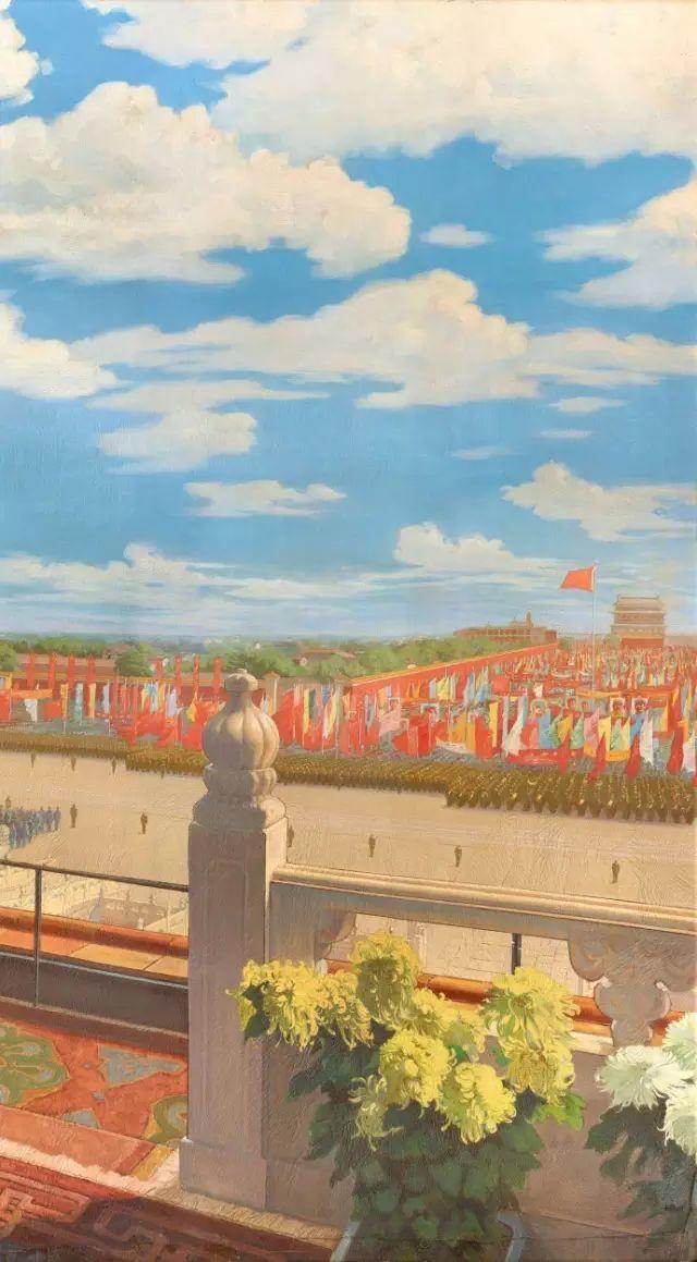 《开国大典》油画,背后故事鲜为人知插图15