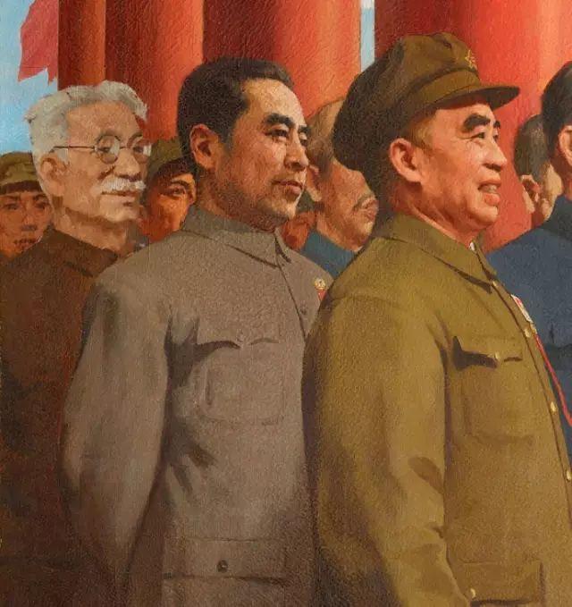 《开国大典》油画,背后故事鲜为人知插图17